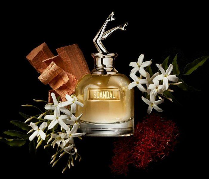 Jean Paul Gaultier Scandal Gold – parfümújdonság