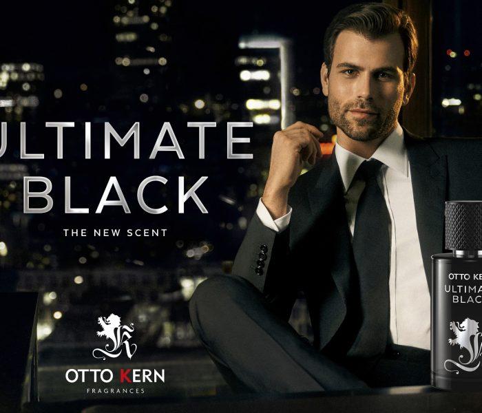 Otto Kern Ultimate Black – parfümújdonság