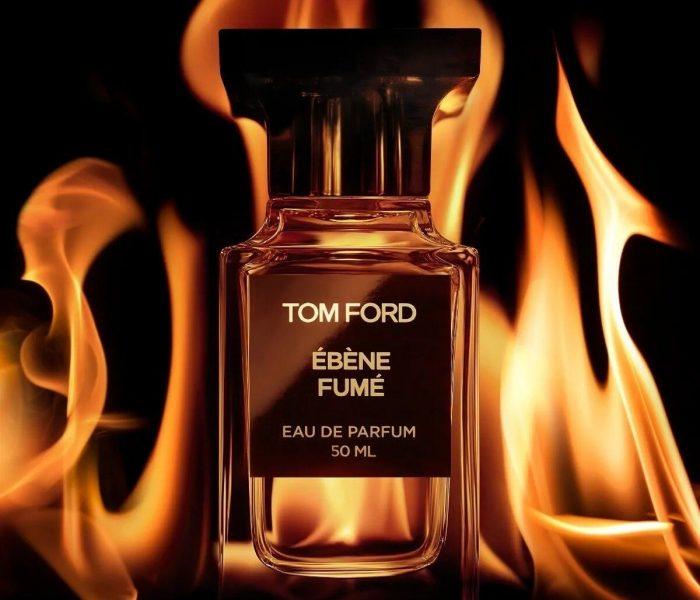 Tom Ford Ebene Fume – parfümújdonság